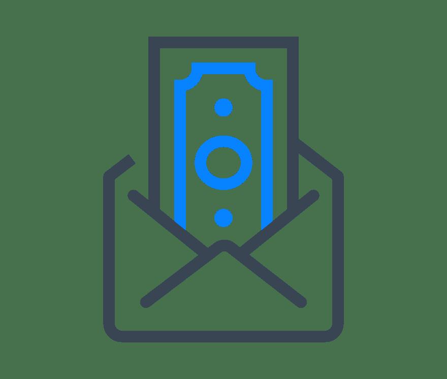 Top  Money Mail Live Kasínos 2021 -Low Fee Deposits