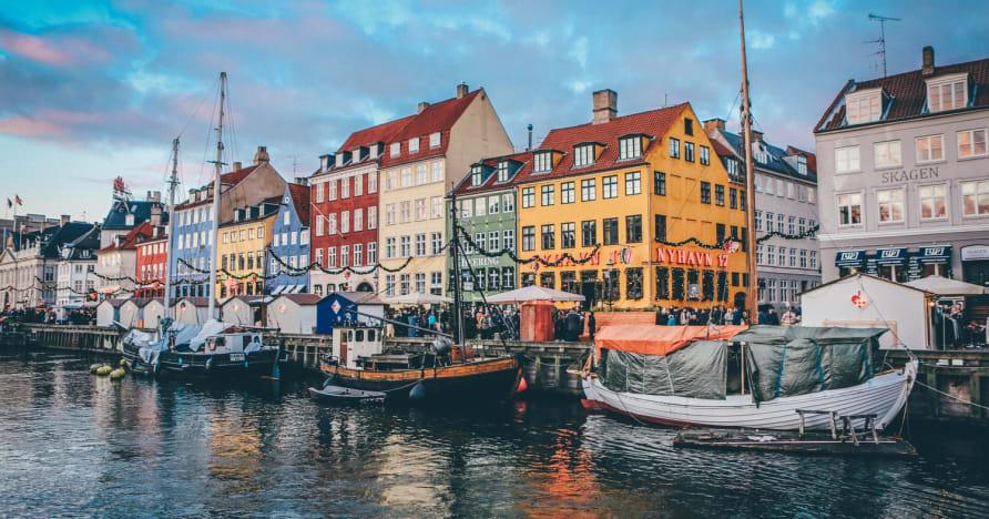 Dánske stávkové miesta zostávajú zatvorené do 5. apríla