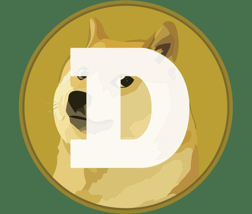 Top  Dogecoin Live Kasínos 2021 -Low Fee Deposits