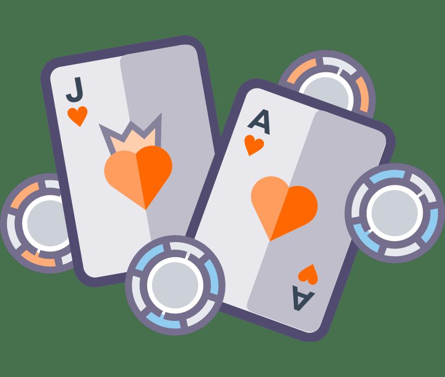 Hrajte Live Blackjack online - najlepšie kasína v roku 2021