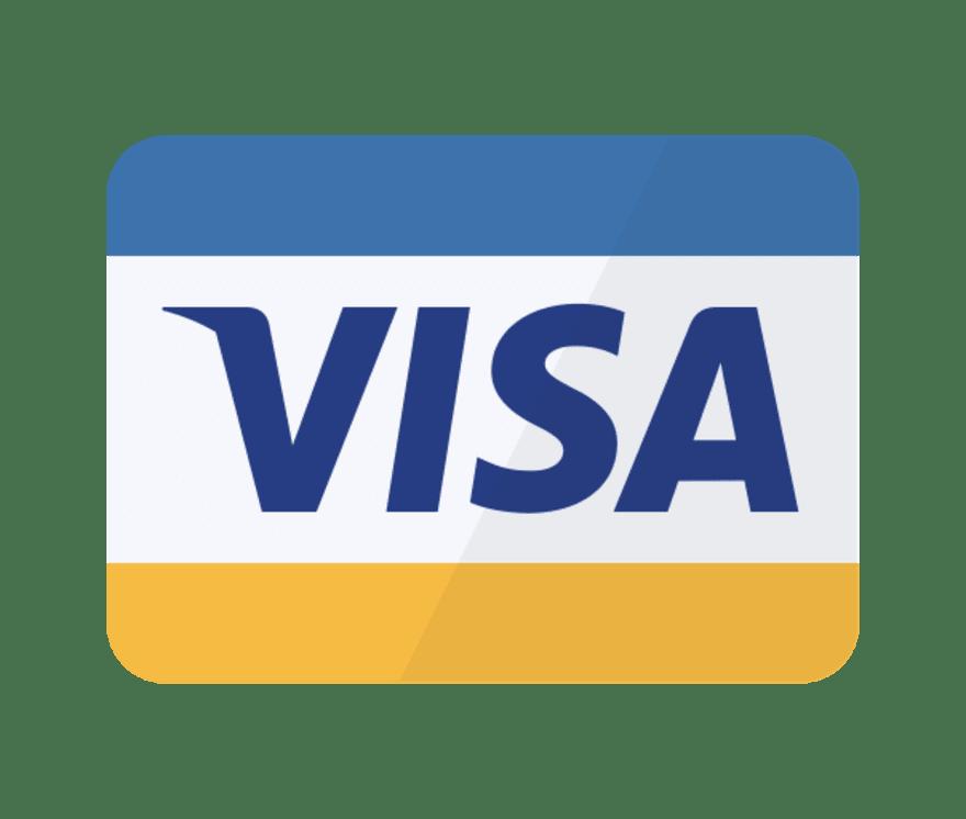Top  Visa Live kasínos 2021 -Low Fee Deposits