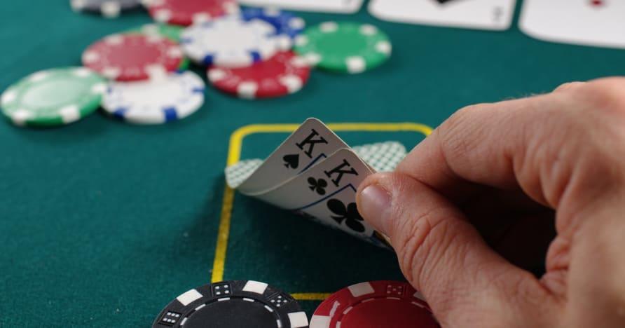 Sprievodca pokerom pre víťaznú kombináciu