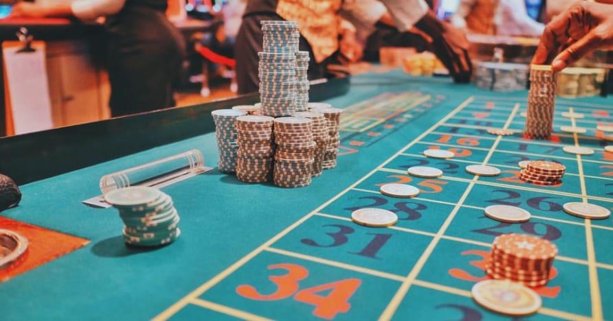 Top 5 najlepšie platiacich živých kasínových hier v roku 2021