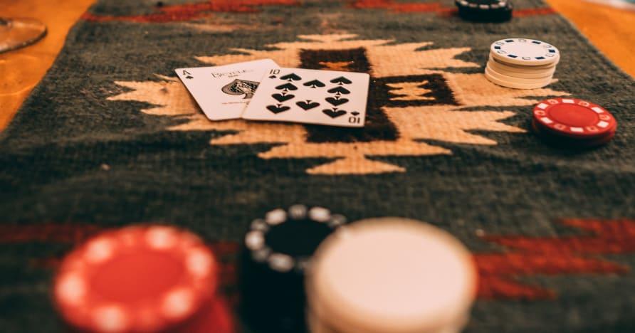 Zručnosti v správe peňazí Blackjack