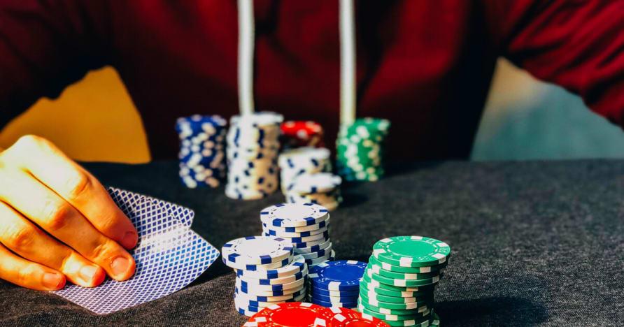 Triky používané kasín vyrobiť Gamblers Keep Tipovanie