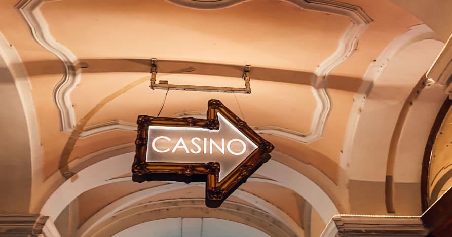 Hazardné hry v živom kasíne