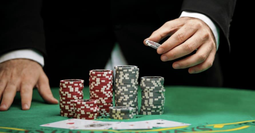 Porovnávame kurzy pre dnešné top hry v živom kasíne
