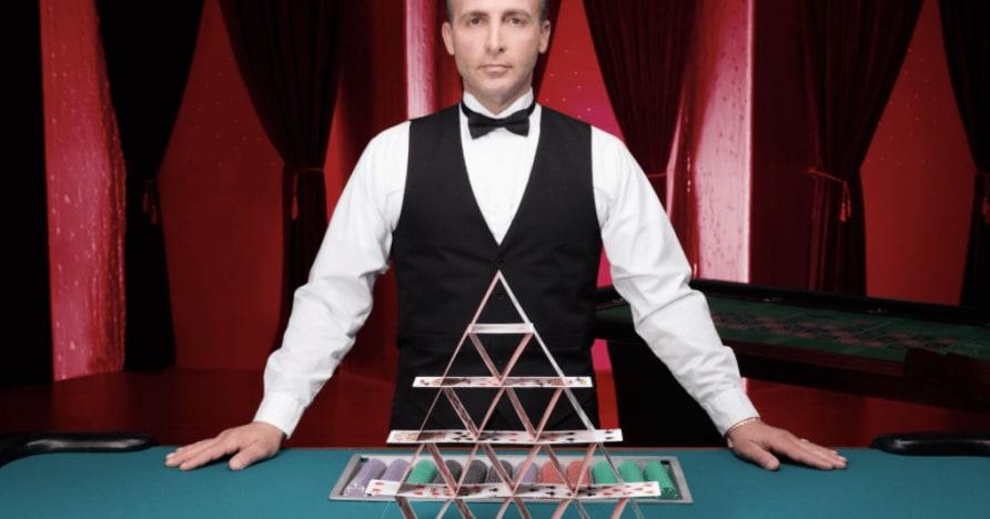 Všetko, čo ste kedy chceli vedieť o hrách Live Dealer