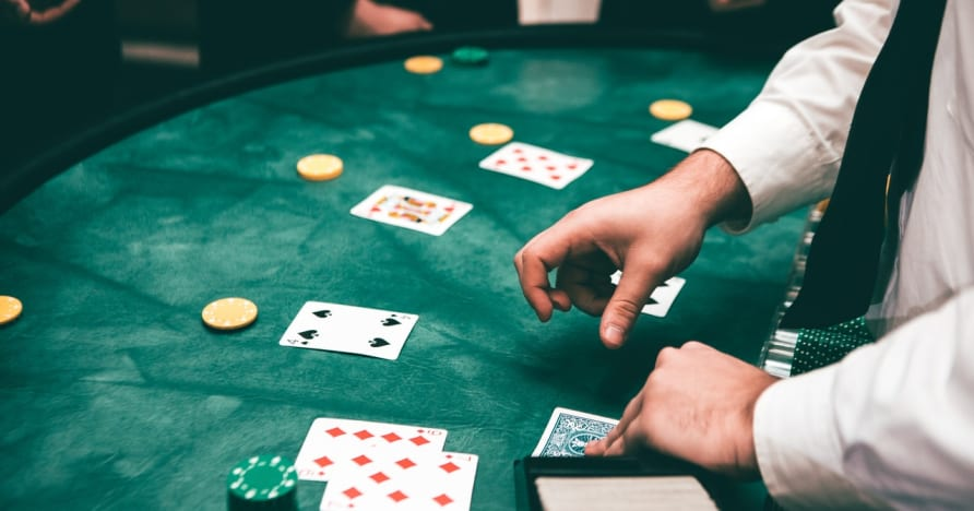 Povinnosti šéfa kasína