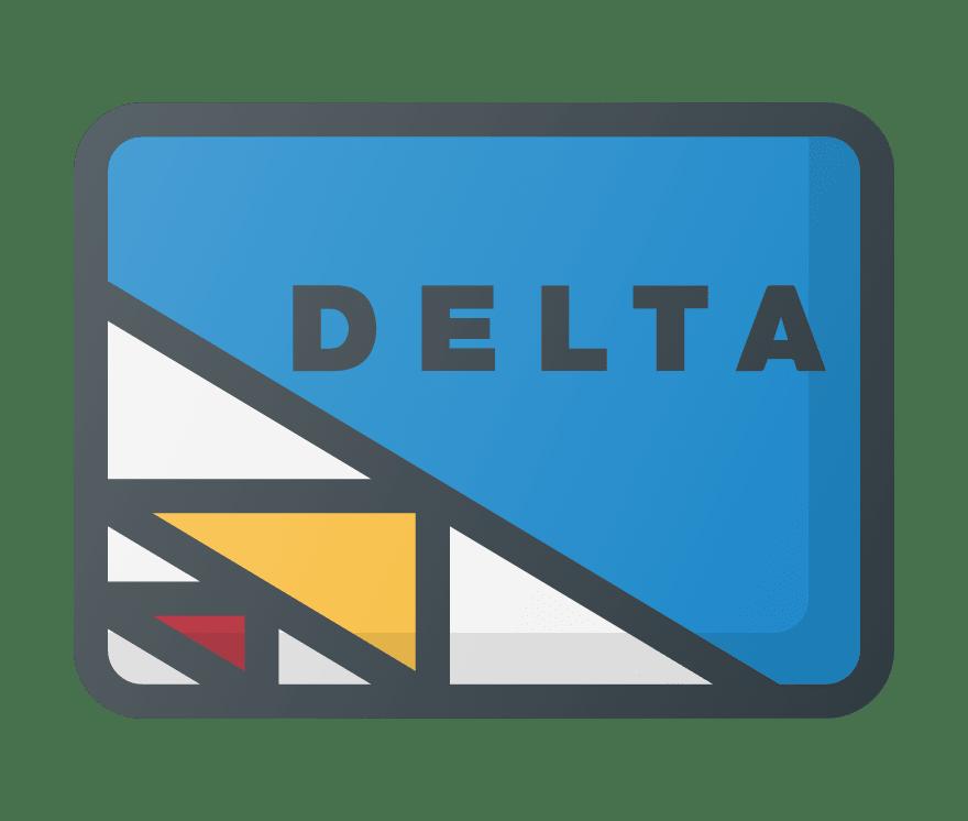 Top  Delta Live Kasínos 2021 -Low Fee Deposits