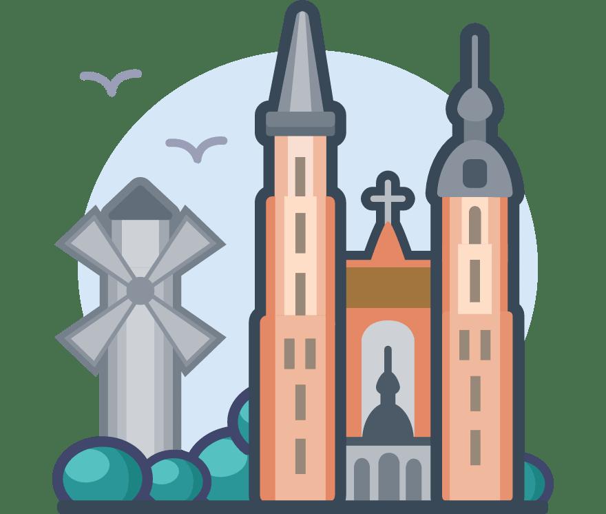 Top  Live Kasíno v Poľsko 2021